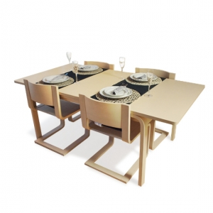 NEC6 Dining Table Set