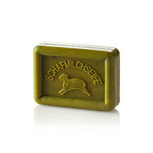 Sheep's Milk Soap_Olive Green