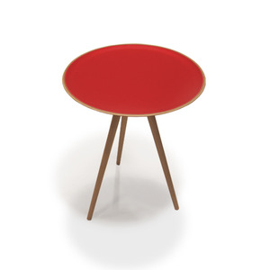 Happy new year! [20% off] RADI Side Table Red 라디 사이드테이블 레드