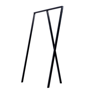 Loop Stand Wardrobe black 주문 후 2개월 소요