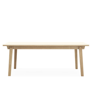 Slice linoleum Table (200x90)