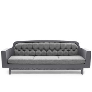 Onkel Sofa 3 seater Dark grey