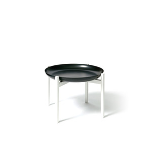 Tablo Side Table Low (H 40cm) White