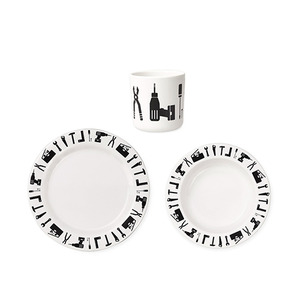 Tool School Melamine set