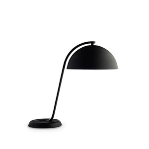 Cloche table Lamp black