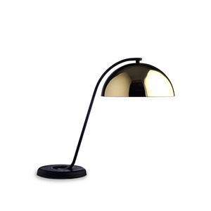Cloche table Lamp brass
