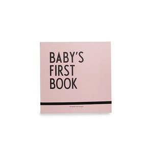 Baby's First Book (girl)