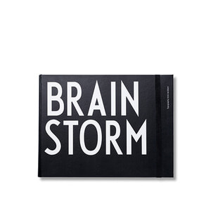 AJ Notebook, Brainstorm