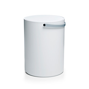Stool & Storage Grey
