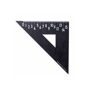 AJ Office Concept Triangle ruler