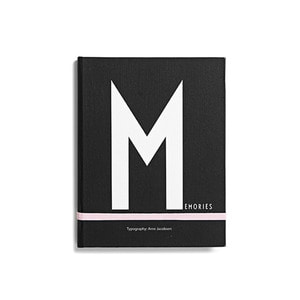 Notebook M for Memories
