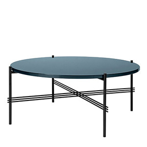GamFratesi TS Table Ø105 Grey Blue/Black 주문 후 4개월 소요