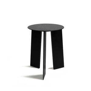 Elephant Table Ø34 Black