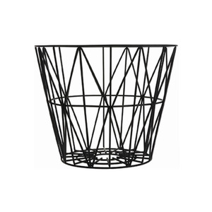 Wire Basket Small Black