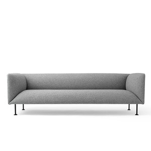 Godot, 3 seater Grey Melange