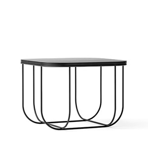 FUWL Cage Table Black/Dark ash