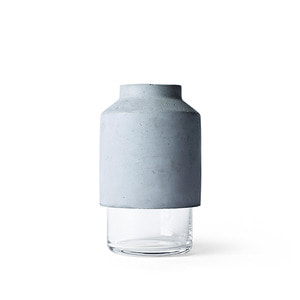 Willmann Vase Light grey