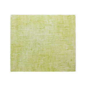 Placemat Linen-Green Apple 35.5 x 40.5cm