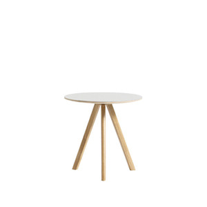 COPENHAGUE ROUND TABLE CPH20 Ø 50 x H 49 cm