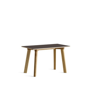 Copenhague DEUX oak lacquer bench CPH215 L75 x W35 x H45 cm 5 colors