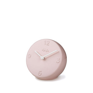Ora Table Clock rose
