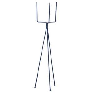 Plant Stand High Blue