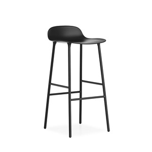 Form Barstool 75 Steel