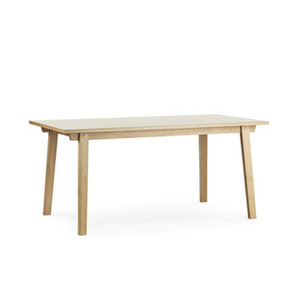 Slice Table Linoleum, 84 x 160 cm  주문 후 3개월 소요