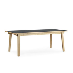 Slice Table Linoleum, 90 x 200 cm  주문 후 3개월 소요