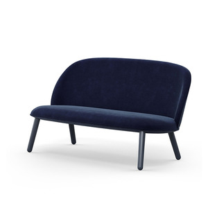 Ace Sofa Velour dark blue  주문 후 4개월 소요