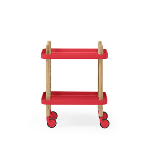 Block Table Red