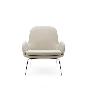 Era Lounge Chair Low Steel   주문 후 4개월 소요