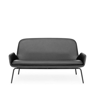 Era sofa, Steel tango leather