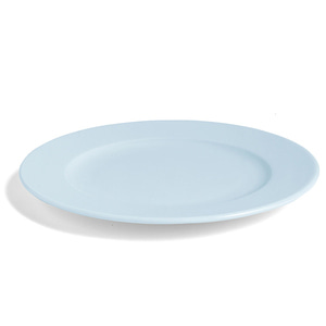 Rainbow Plate L Light Blue