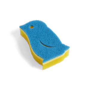 Penguin Sponge Yellow