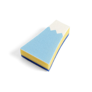 Mount Fuji Sponge Light Blue