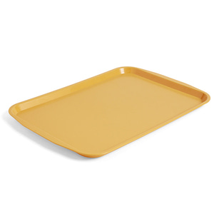 Canteen Tray L Yellow