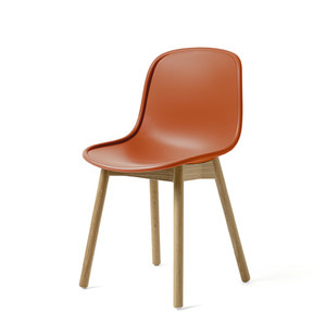 Neu Chair, NEU13  orange/lacquered