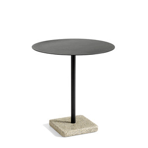 Terrazzo Table  Charcoal round top 2 colors주문 후 2개월 소요
