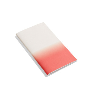 Horizon notebook small 4 colors