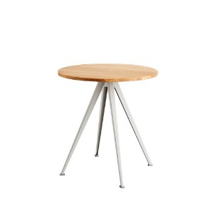 Pyramid Cafe Table 21 Beige Frame  Ø70x74