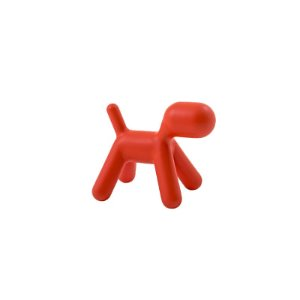 Puppy XS  Coral Red
