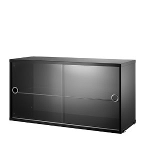 Display Cabinet 78*30 Black (VS7830-13-1)