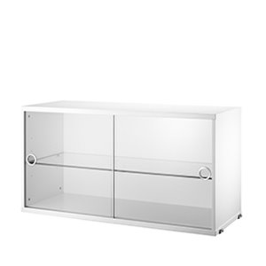 Display Cabinet 78*30 White (VS7830-12-1)