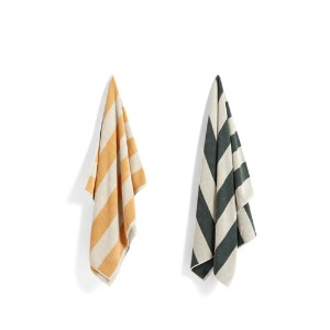 Frotte Stripe Bath Towel 150*100 (2 colors)