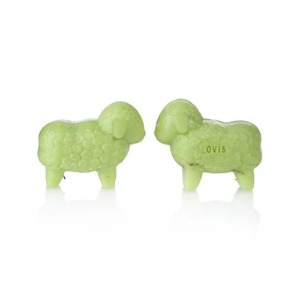 Pudgy Sheep Soap Small Verbena 28g